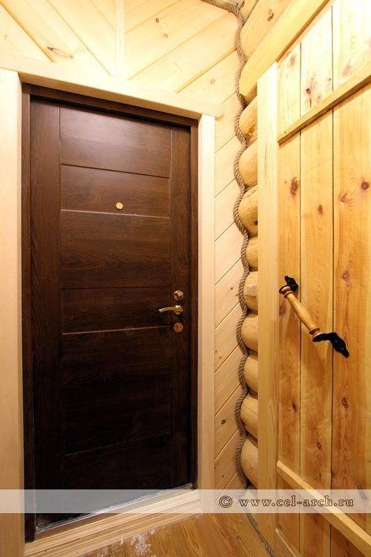Установка входной двери (фото 1)